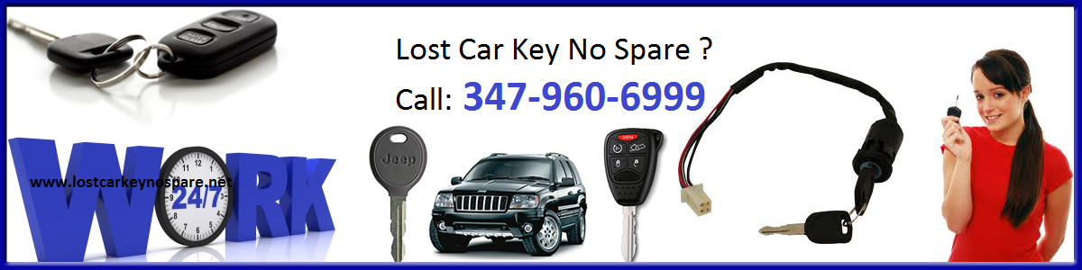 Lost Car Key No Spare New York