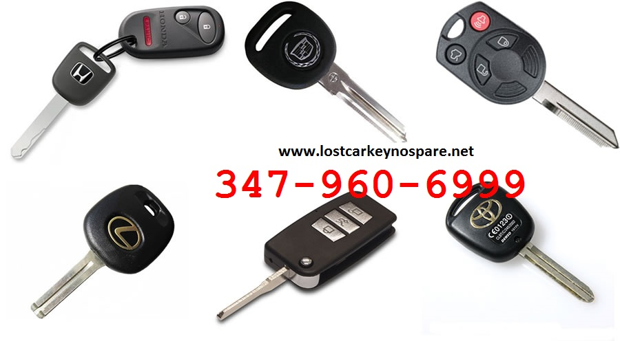 Lost car keys no spare Replisment