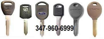 Auto keys Replacement white no spare